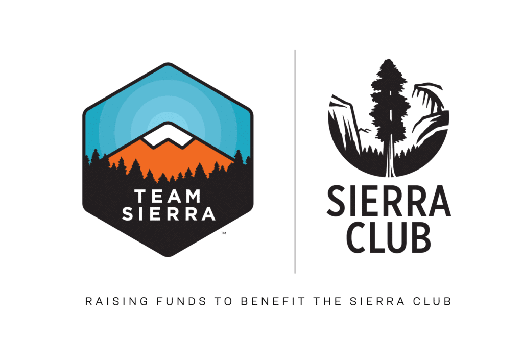 Team Sierra | Sierra Club Logo