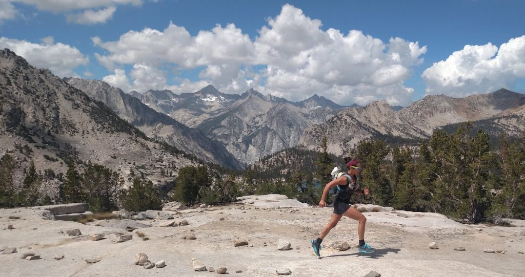 Six Days Solo In The Sierra Nevada Mountains Trail Sisters
