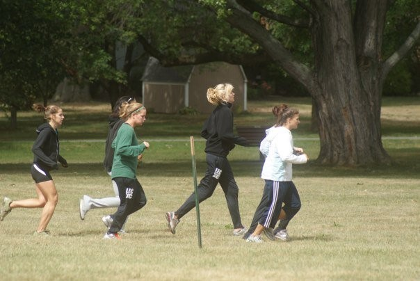 The Female Runner's Body: A Resource to Promote Positive Body Image