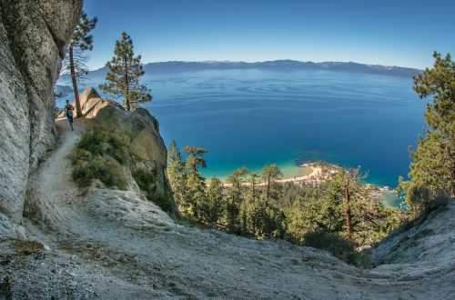 South Tahoe Lake CA
